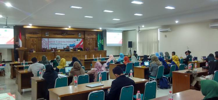 Seminar dan Workshop Mendeley, Tingkatkan Sumber Daya Mahasiswa